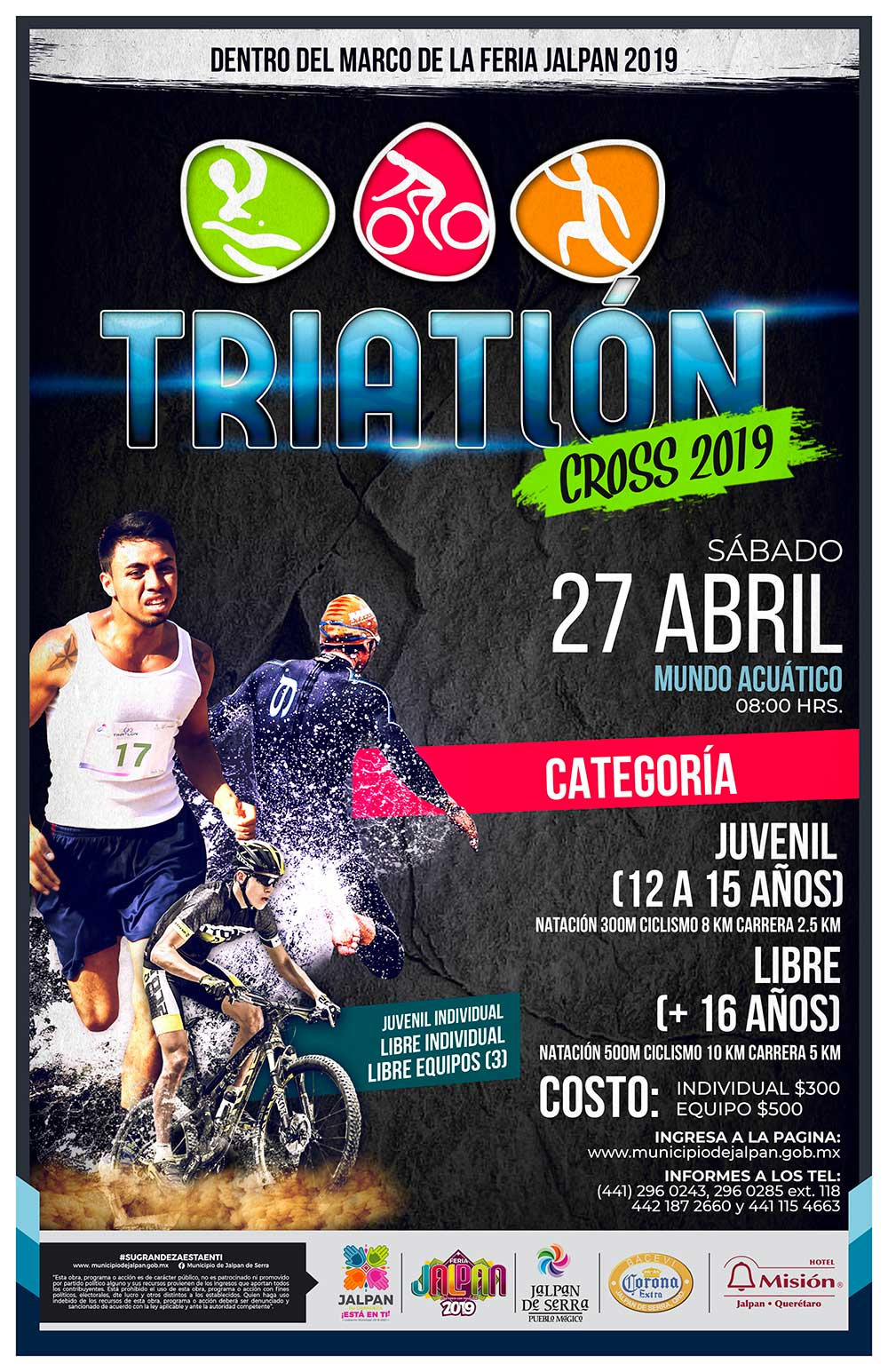 Triatlón Cross 2019